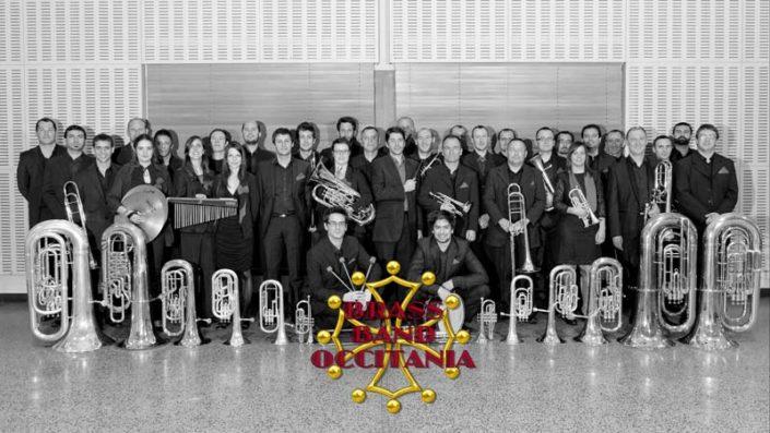 Brass Band Occitania - Le Grand Orchestre de Cuivres de Toulouse Midi-Pyrénées Occitanie